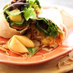 Asian Chicken Wraps from chef-in-training.com ...These are a new and fresh lunch/dinner idea that is packed with delicious flavor and stuffed with tasty ingredients!