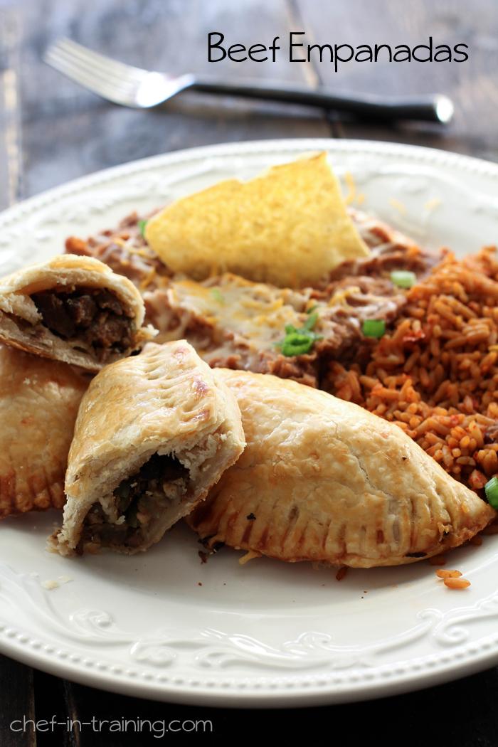 Beef Empanadas | Chef in Training