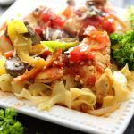 Chicken Cacciatore from chef-in-training.com ...An easy, delicious and healthy dinner!