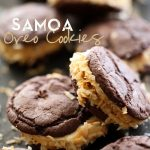 Samoa Oreo Cookies