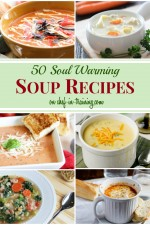 50 Delicious Soup Recipes