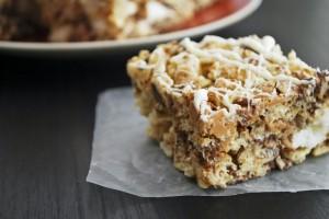 7 Layer - Magic Bar Rice Krispy Treats