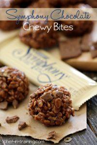 Symphony Chocolate Chewy Bites