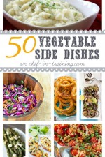 50 Vegetable Side Dishes