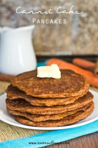 Carrot-Cake-Pancakes-Tastes-of-Lizzy-T