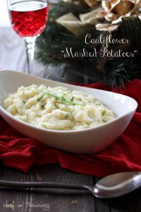 "Cauliflower ""Mashed"" Potatoes"