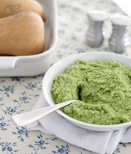 Green Mashed No-Tatoes