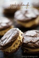Homemade Cookie Dough Oreo Cookies Recipe