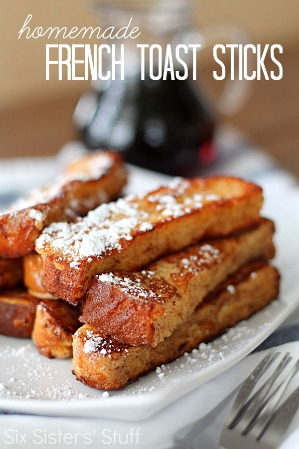 75 Amazing Brunch Recipes | www.chef-in-training.com