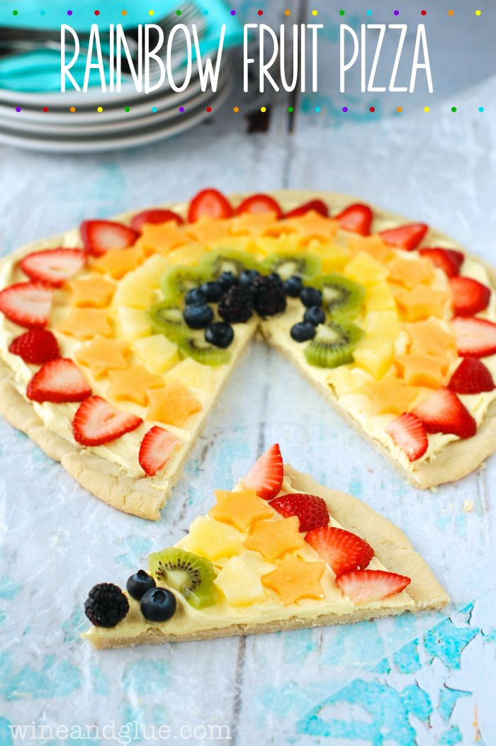 75 Delicious Fruit Filled Recipes | www.chef-in-training.com