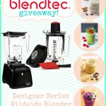 Blendtec Giveaway on chef-in-training.com