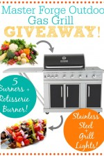 Lowe's Grill Giveaway
