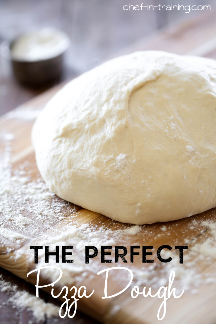 the perfect pizza dough recipe chef in training