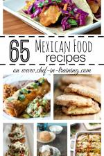 65 Mexican Food Recipes