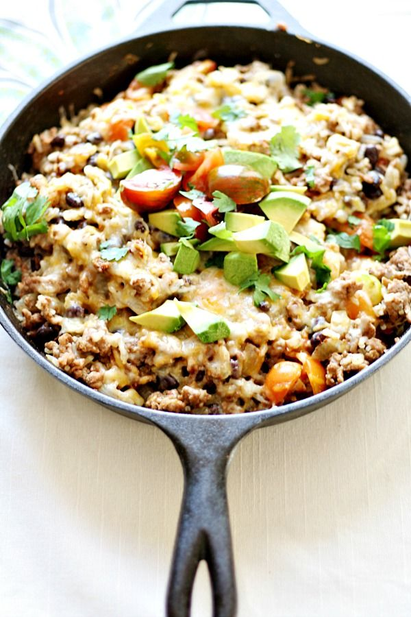 Mexican Skillet Dinner