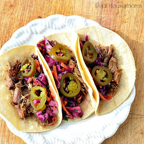 Slow Cooker Crispy Carnitas