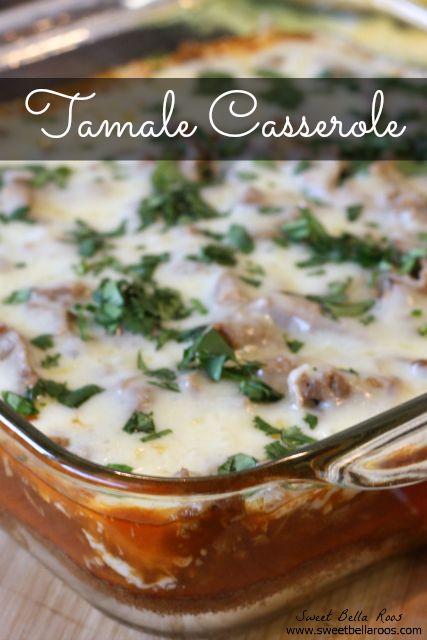 Tamale Casserole