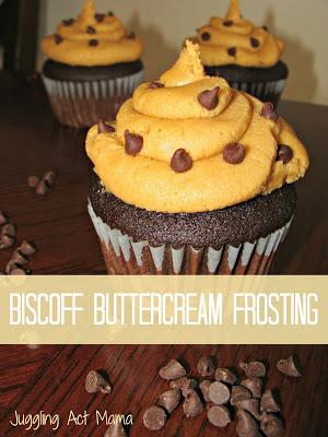 Biscoff Buttercream Frosting