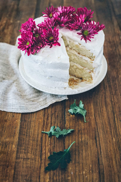 Coconut Chantilly Frosting