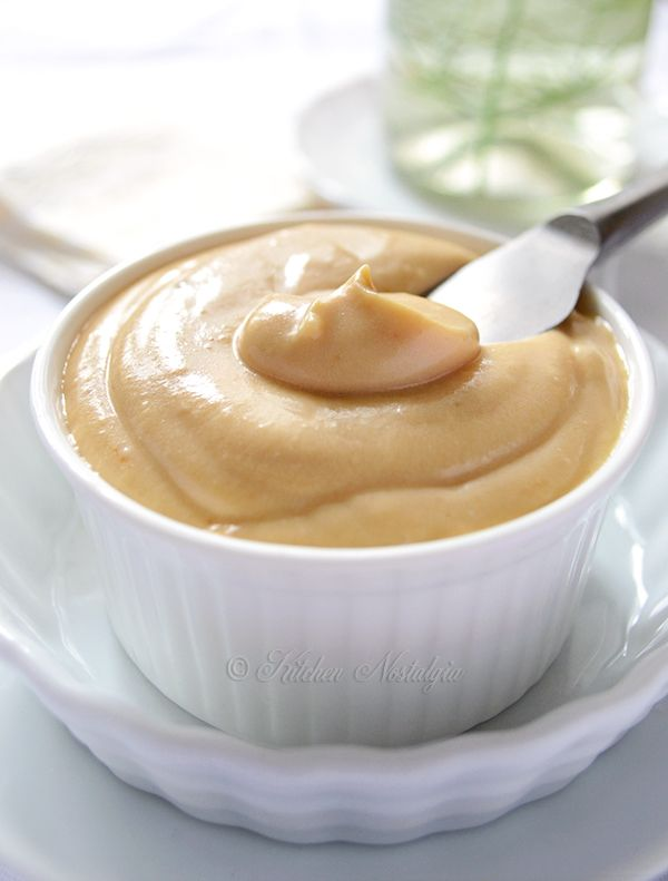 Salted Caramel Frosting from Kitchen Nostalgia