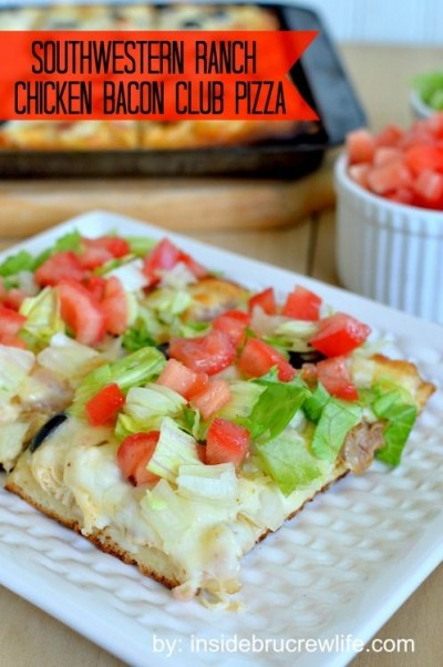 50 Mouth Watering Pizza Recipes