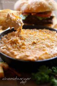 Cheeseburger-Dip