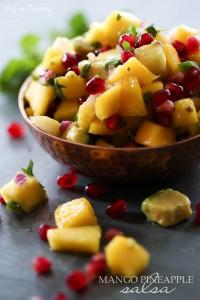 Mango-Pineapple-Salsa