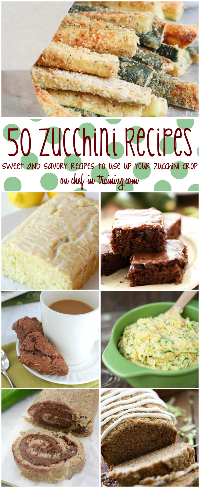 Looking For Zucchini Cake Recipes