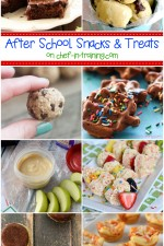 60 After School Snacks and Treats