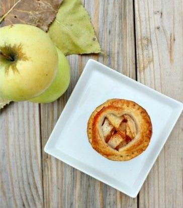 Apple Pie Filling Cookies