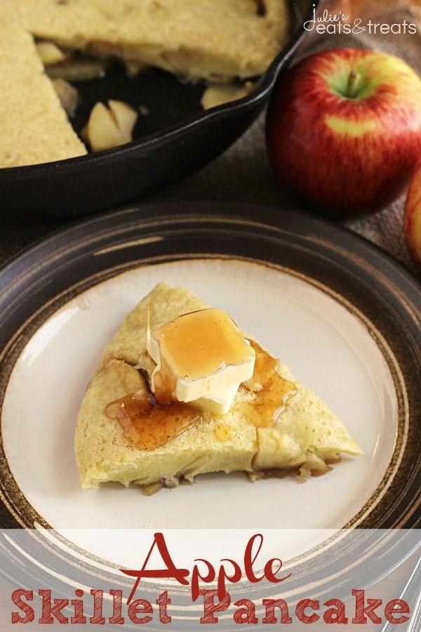 Apple Skillet Pancake