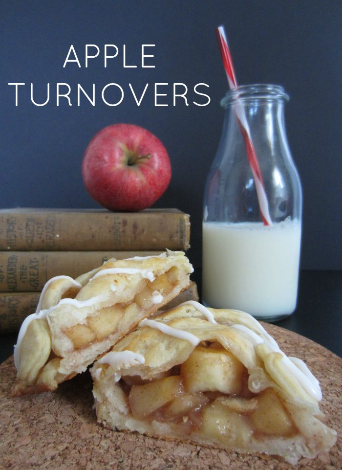 Apple Pie Turnovers Recipe — Dishmaps