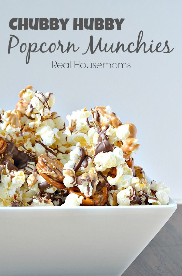 Chubby Hubby Popcorn Munchies