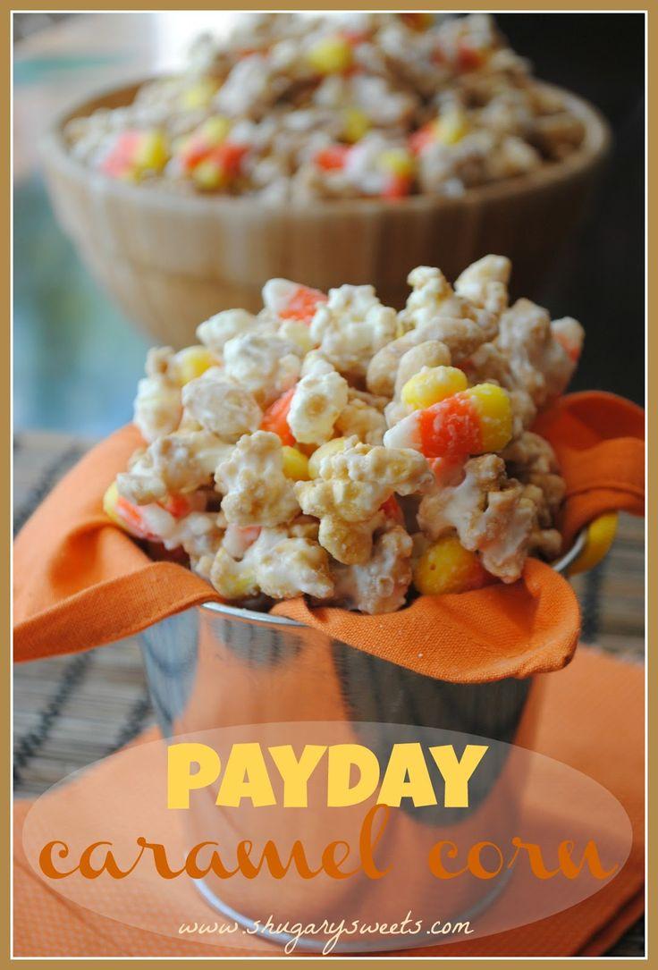 Payday Caramel Corn