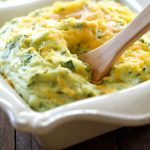 Spinach Mashed Potatoes from chef-in-training.com ...A delicious twist on a classic side dish! They are packed with flavor!