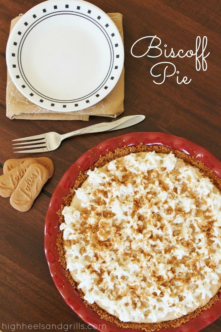 Biscoff Pie