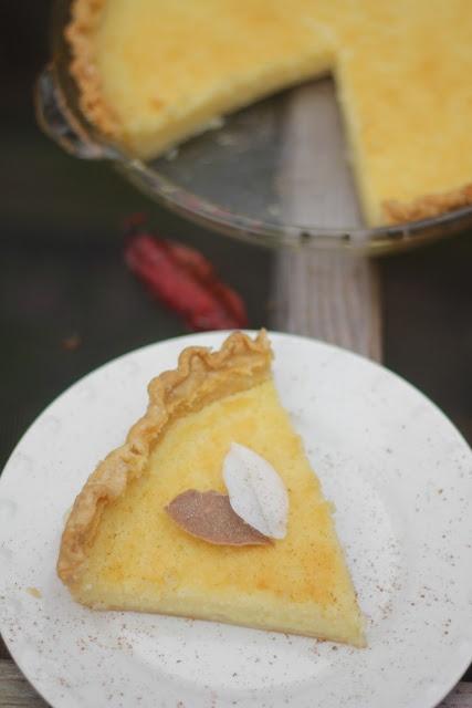Granny Baird's Buttermilk Pie