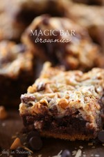 Magic Bar Brownies