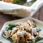 Green Bean Casserole from chef-in-training.com... a delicious classic side dish recipe that is always a hit wherever it goes!