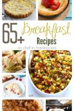 65+ Breakfast Recipes