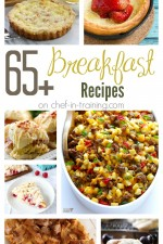 65+ Breakfast Recipes