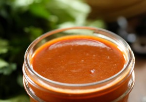 Homemade Enchilada Sauce... this recipe is SO easy to make and SO much better than a can! You won't ever want it any other way after trying out this recipe!