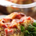 Overnight Hawaiian Breakfast Bake