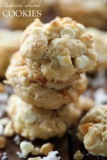 Tropical Chunk Cookies