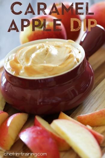 35 Amazing Dessert Dips