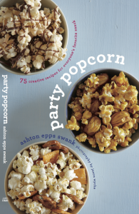 party popcorn cover
