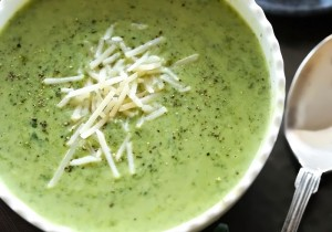 Creamy Spinach Soup... this soup is SO delicious! This is a definite must try soup!