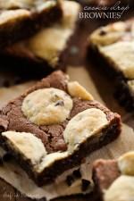 Cookie Drop Brownies