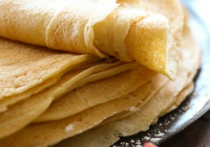 The BEST Crepe Recipe... I have tried several recipes looking for the perfect flavor and batter for crepes and have finally found it! This recipe is awesome!