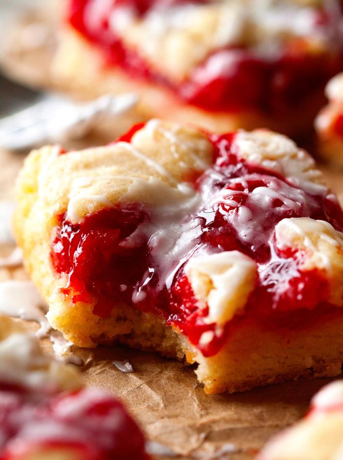 Cherry Dream Bars Chef In Training